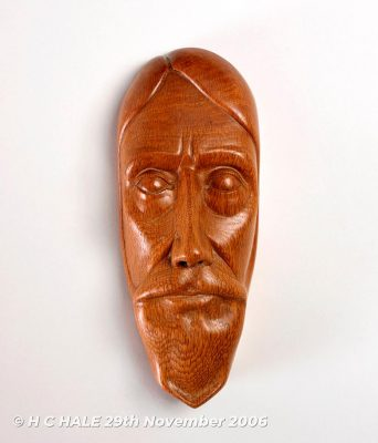 Head - Sculpture by Kenneth Padley